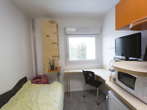 Logement individuel RESIDENCE BAILLY (Avenue Paul Claudel 80025 AMIENS Cedex 1)