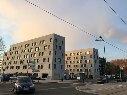 Logement individuel  RESIDENCE ARCHIMEDE (7 A et 7 B avenue Albert Einstein 69100 Villeurbanne)