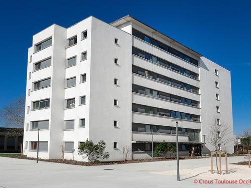 Logement individuel Résidence Paul Voivenel 1 (Rue Maurice Becanne 31078 Toulouse Cedex 4)