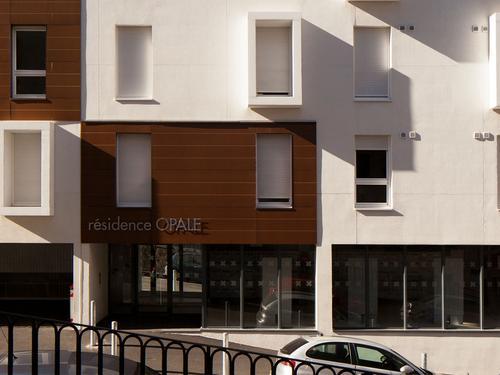 Logement individuel  RESIDENCE OPALE (24, rue du 141ème RIA - 13003 Marseille (email : cu.opale@crous-aix-marseille.fr))