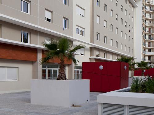 Logement partagé (2 occupants) RESIDENCE SAINTE BAUME (60, rue Sainte Baume 13010 MARSEILLE)