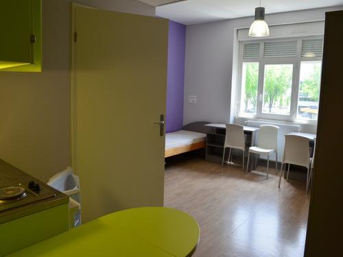 Logement partagé (2 occupants) AMARYLLIS (68 boulevard Lahitolle 18000 BOURGES)