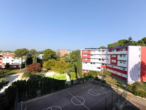 Logement individuel  CITE COLOMBIERE (570 ROUTE DE GANGES 34096 MONTPELLIER CEDEX 5)