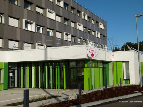Logement à partager  CITE UNIVERSITAIRE CAMPUS 1 (23,avenue de bruxelles BP 85153 14070 CAEN CEDEX 5)