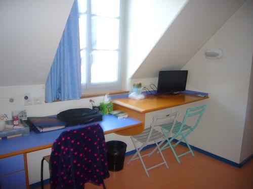 Logement individuel  CITE ROCHE D ARGENT (1, Rue Roche d Argent 86022 POITIERS Cedex)